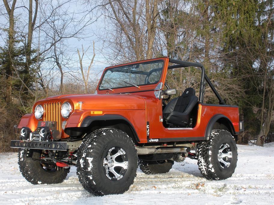 jeep cj7 parts