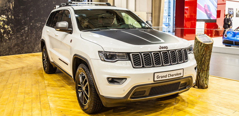 Jeep Parts   Just Jeeps. The 2017 Jeep Grand Cherokee ...
