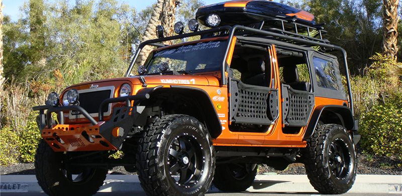 Jeep Wrangler Accessories Overview - Just Jeeps | Just Jeep Blog