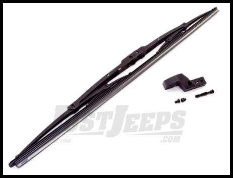 Windshield - Wiper Blades & Arms