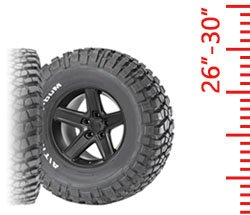 Tires - 26-30 Inch