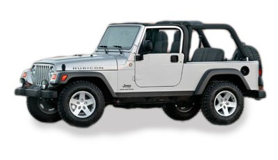 Jeep Wrangler TLJ Unlimited