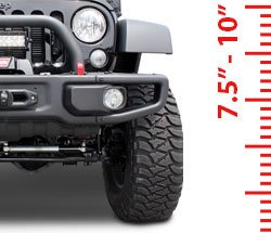 Lift Kits - Suspension 7.5-10 Inch