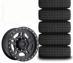 Package Kits - Wheels & Tires