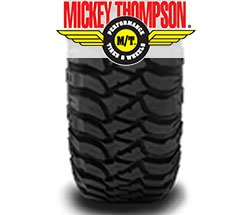 Tires - Mickey Thompson