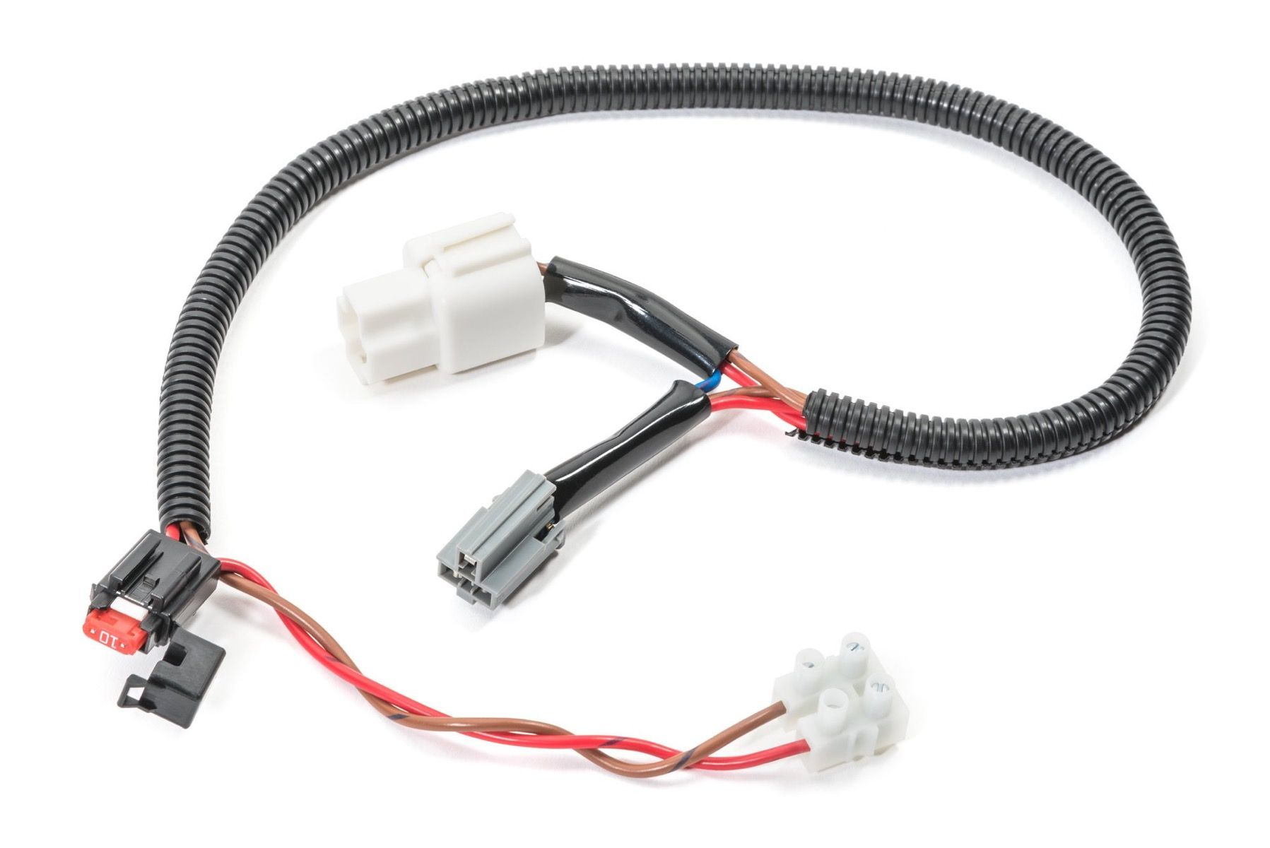Wiring Harness, Plugs & Switches