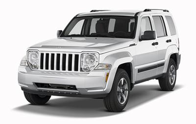 Jeep Liberty KK