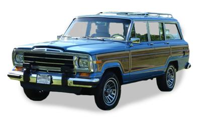 Jeep Grand Wagoneer SJ