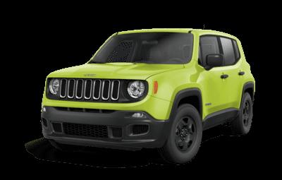 Jeep Renegade BU
