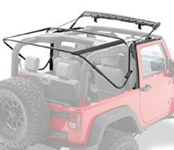 Soft Tops - Hardware Kits & Parts