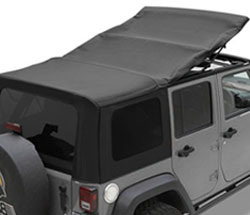 Soft Tops - Replace A Top