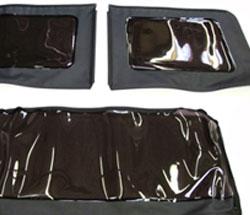 Soft Tops - Window Kits