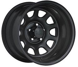Wheels - Black Rock