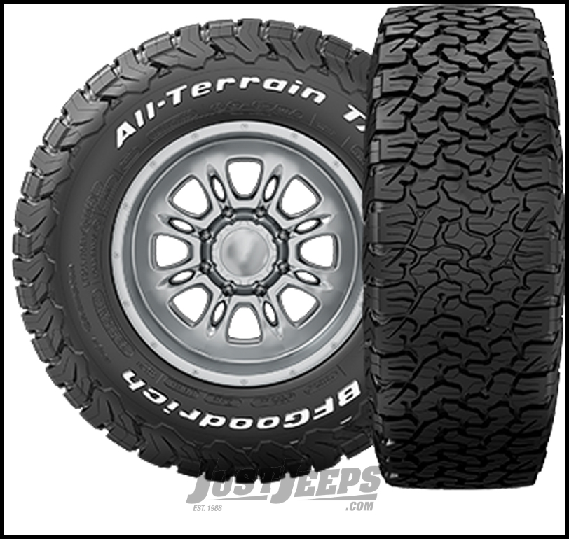 Just Jeeps Buy BF Goodrich All-Terrain T/A KO2 Tire 265 X 70 X 17 ...