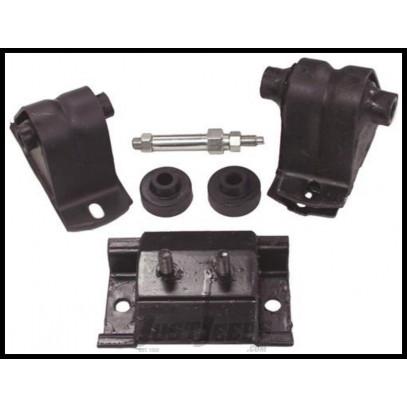 jeep parts buy crown engine transmission mount kit for. Black Bedroom Furniture Sets. Home Design Ideas