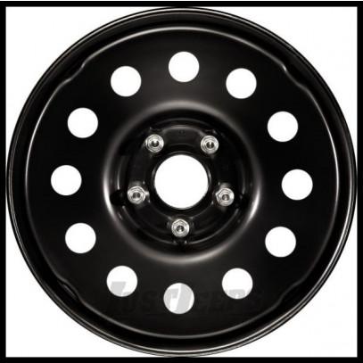 Just Jeeps Buy Mopar Winter Off Road Steel Wheel 17x7 5