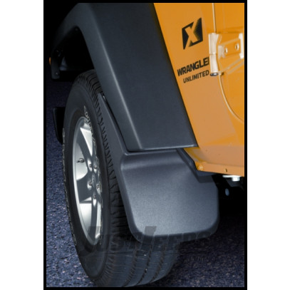 Just Jeeps Buy Husky Liner Front Mud Flaps Custom Molded