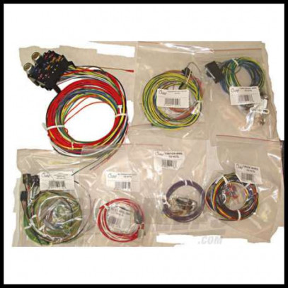 just jeeps buy omix ada wiring harness centech for 1955 86 Jeep CJ7 Ignition Switch Replacement Ignition Switch Removal