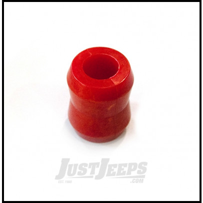 Just Jeeps Buy Rugged Ridge Shock Eye Bushing Red For 1984