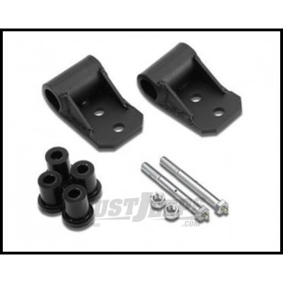 Just Jeeps Buy Warrior Products Shackle Frame Mount