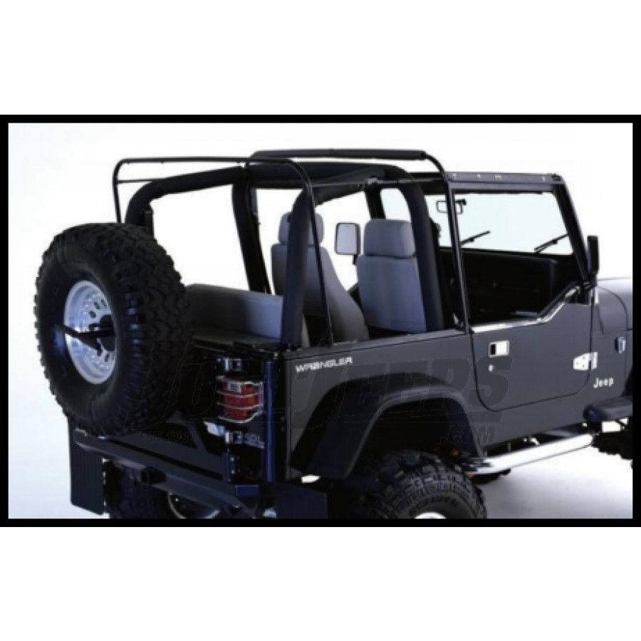 Just Jeeps Buy Rampage Soft Top Replacement Hardware For