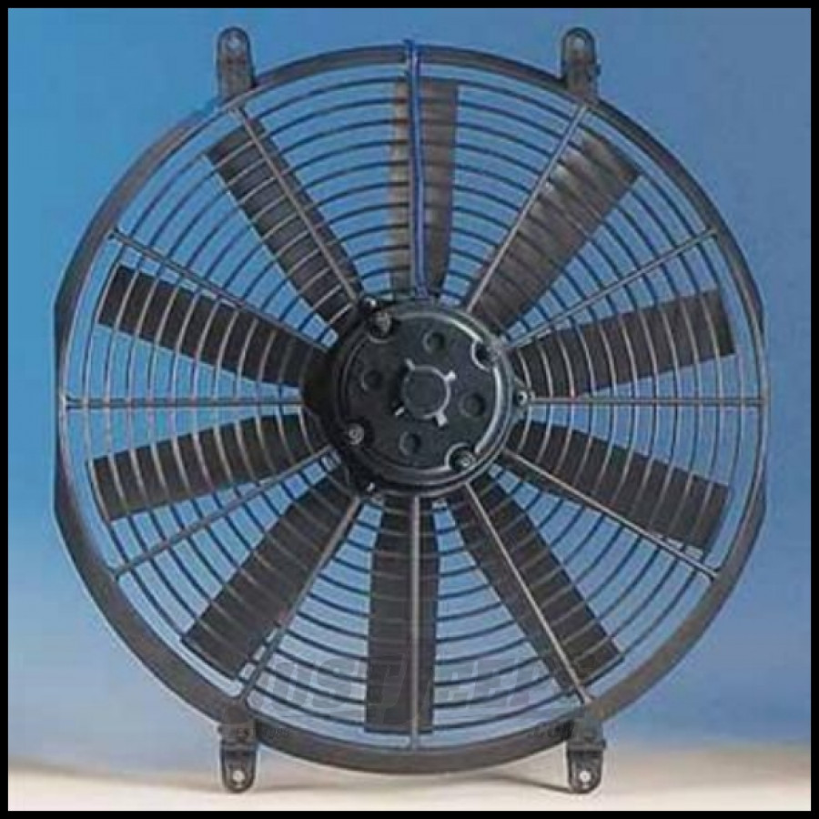 Buying Electric Fans : Just jeeps buy flex a lite universal electric quot fan for