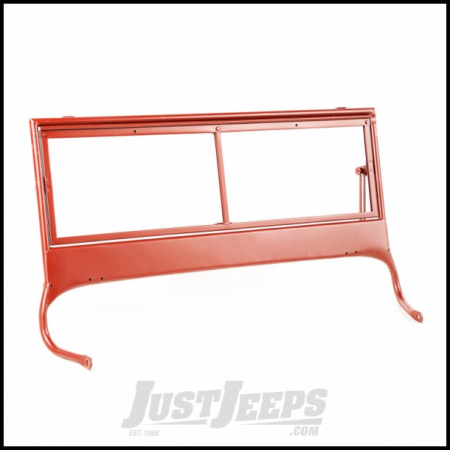 Just Jeeps Buy Omix-ADA Windshield Frame Assembly For 1941 Willys MA ...