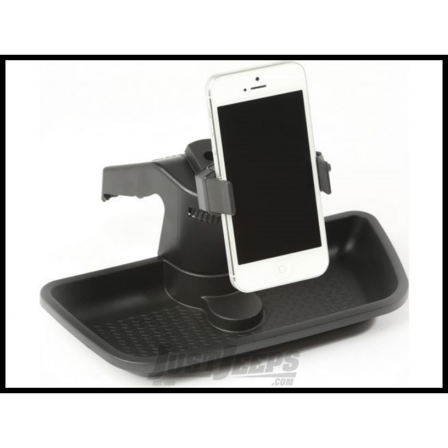 Just Jeeps Buy Rugged Ridge Dash Multi Mount Phone Kit For