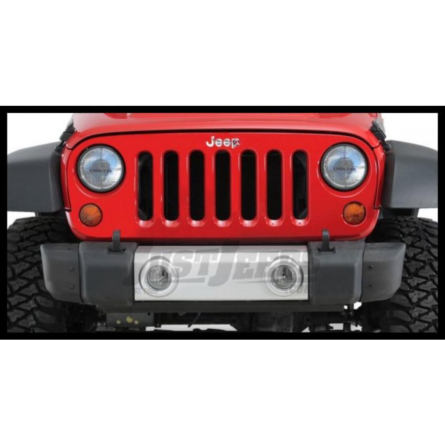 Vdp stubby end cap kit for 2007 jeep wrangler wrangler unlimited jk with original front bumper