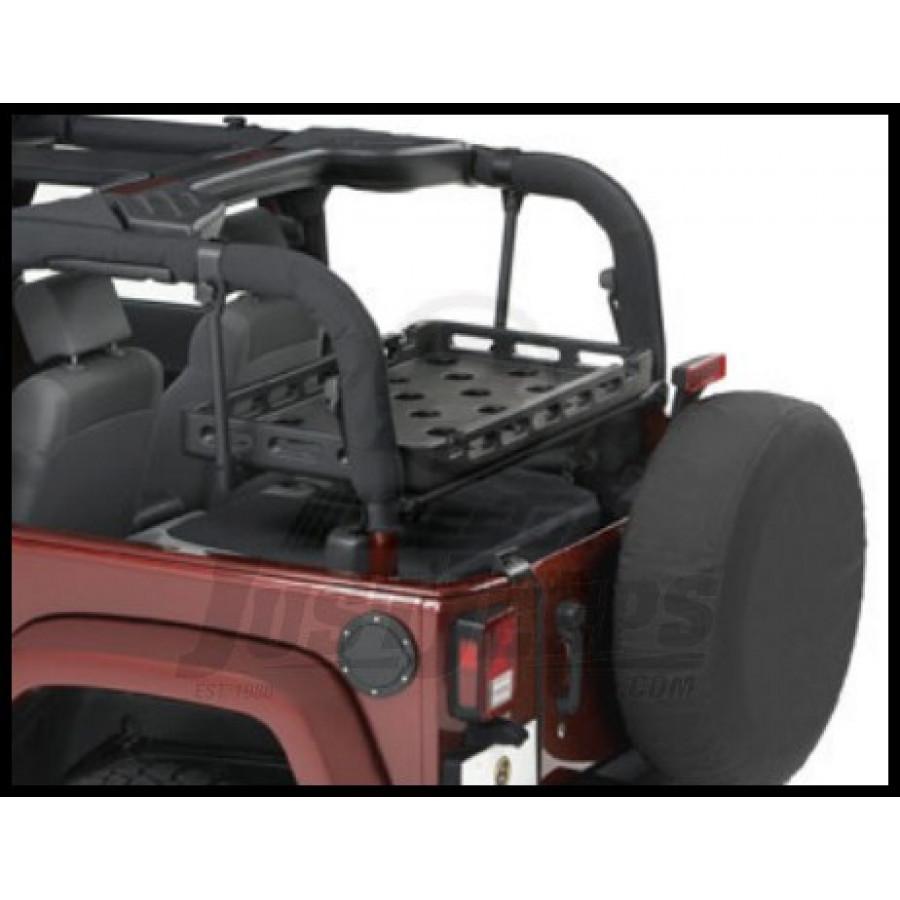 Jeep Parts Buy Bestop HighRock 4X4 Lower Cargo Rack
