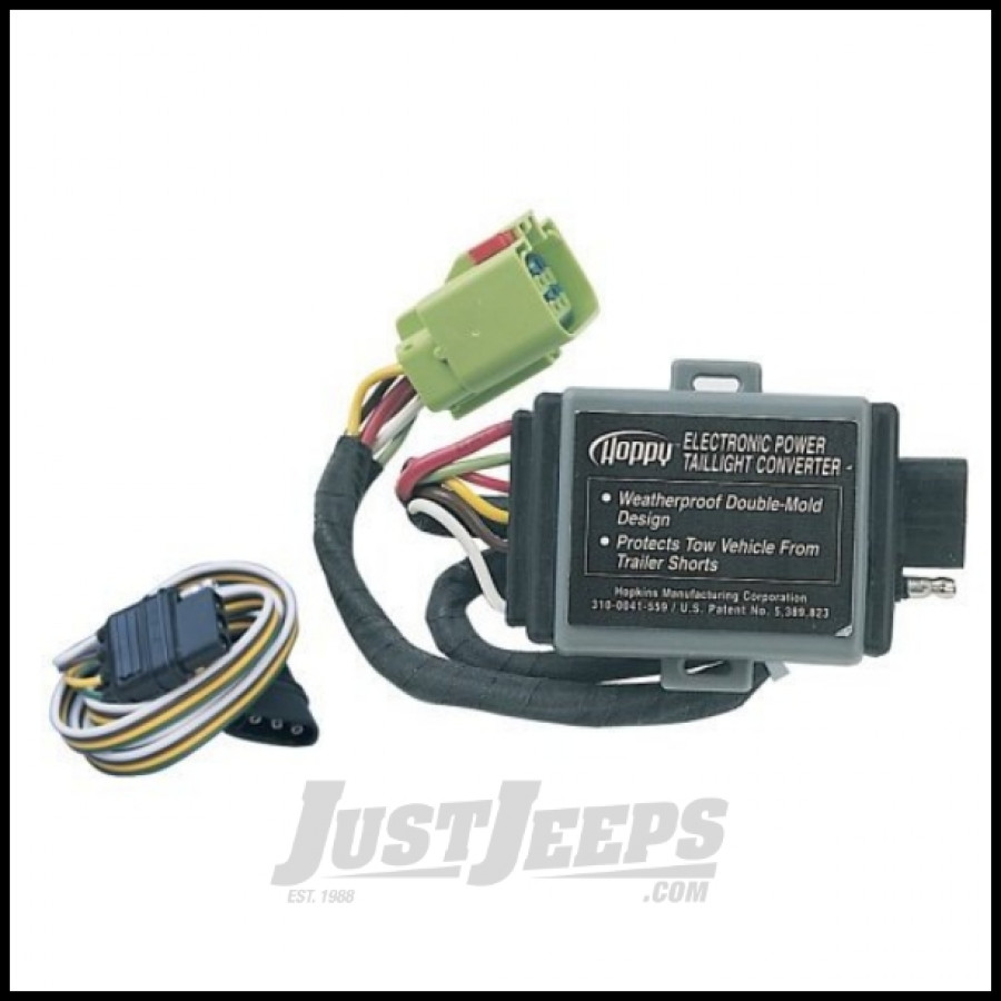 1998 jeep grand cherokee trailer wiring harness 1999 jeep grand cherokee trailer wiring harness just jeeps buy hopkins simple plug-in trailer wiring ...