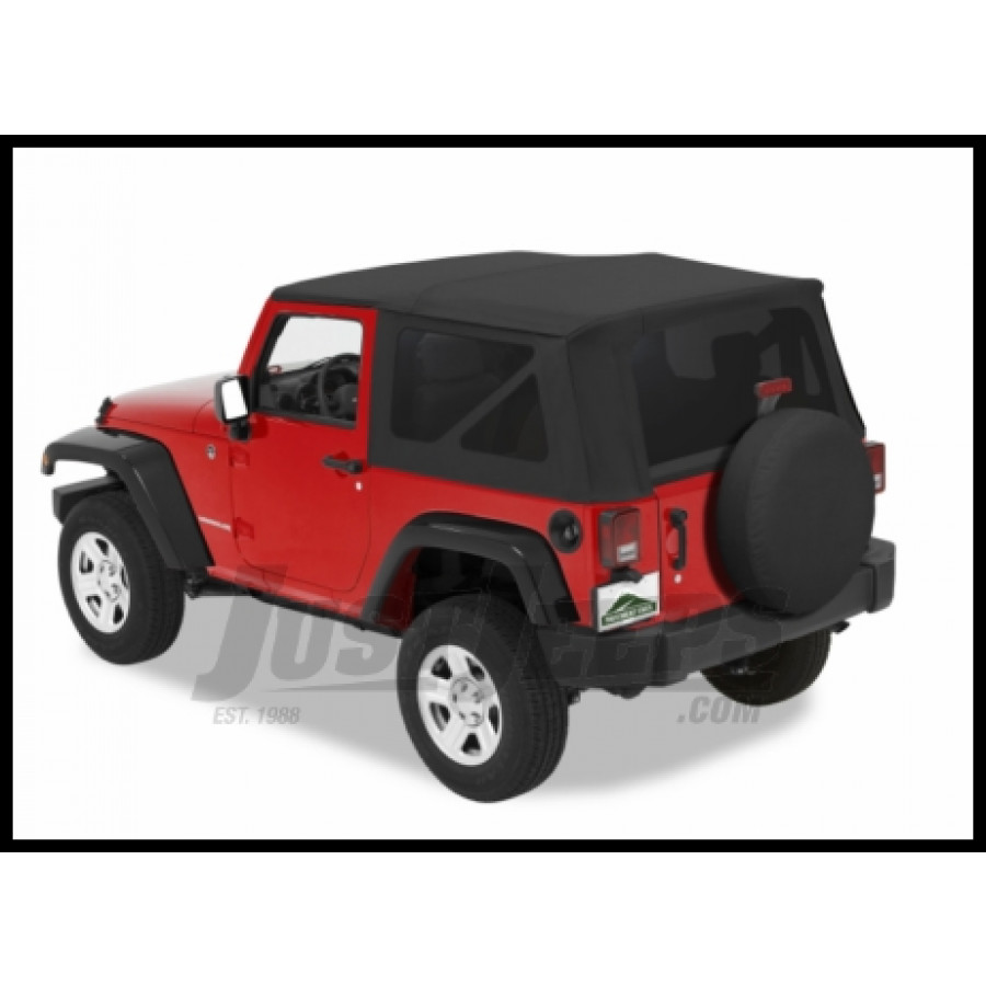 just jeeps buy pavement ends replay replacement top black diamond for 2007 09 jeep wrangler jk 2. Black Bedroom Furniture Sets. Home Design Ideas
