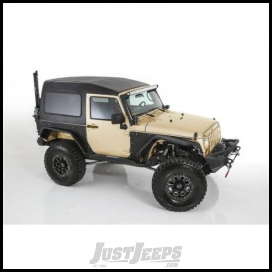 just jeeps buy smittybilt safari hardtop in textured black for 2007 jeep wrangler jk 2 door. Black Bedroom Furniture Sets. Home Design Ideas