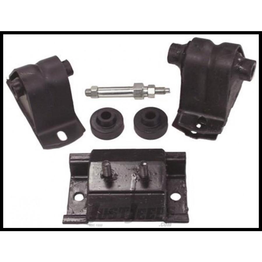 Jeep Parts Buy Crown Engine & Transmission Mount Kit For