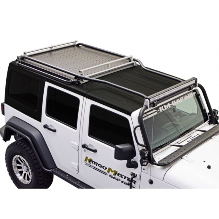 Just Jeeps Buy Kargo Master Lo Pro Mod Rack System For