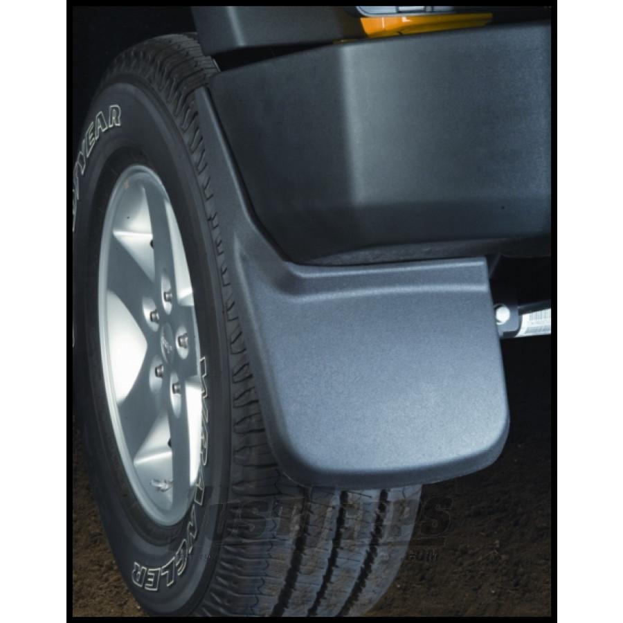 jeep parts buy husky liner rear mud flaps custom molded. Black Bedroom Furniture Sets. Home Design Ideas