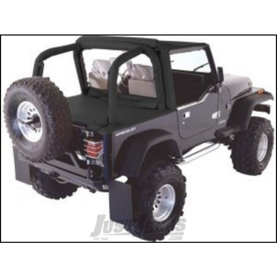 Just Jeeps Buy Rampage Cab Top Denim Black For 1992 95
