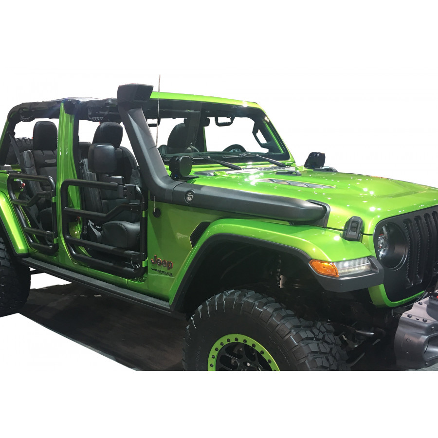 Mopar Jeep Accessories Wrangler: Just Jeeps Buy Mopar Factory Parts 82215350 Snorkel Kit