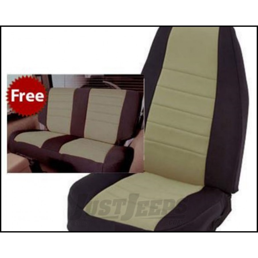 neoprene free covers jeep shipping big coverking seat