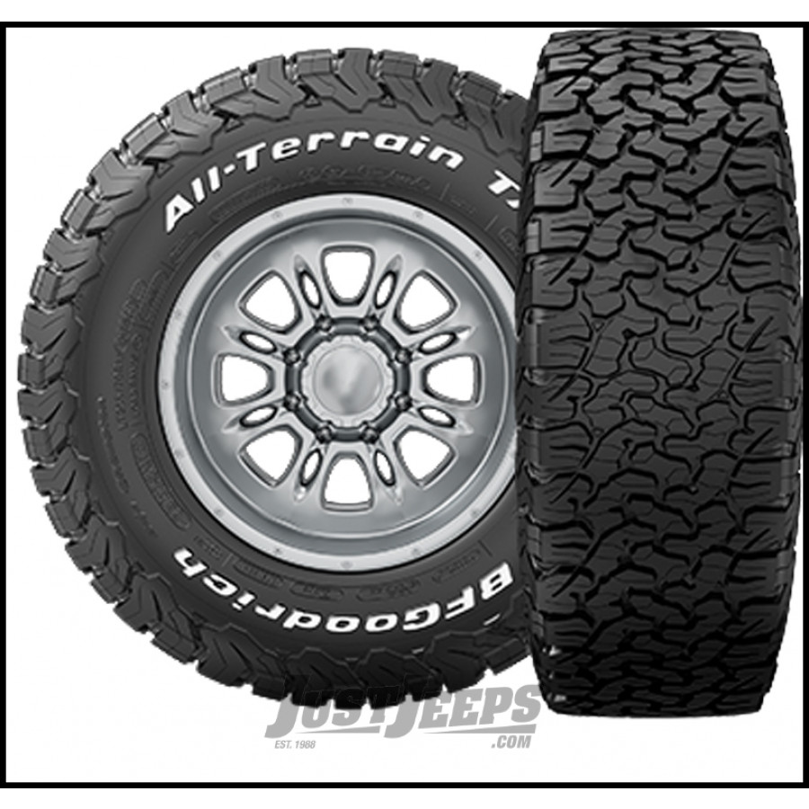just jeeps buy bf goodrich all terrain t a ko2 tire 305 x. Black Bedroom Furniture Sets. Home Design Ideas
