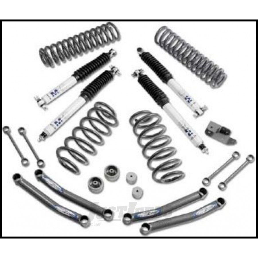 just jeeps buy pro comp 4 u0026quot  stage i lift kit with mx