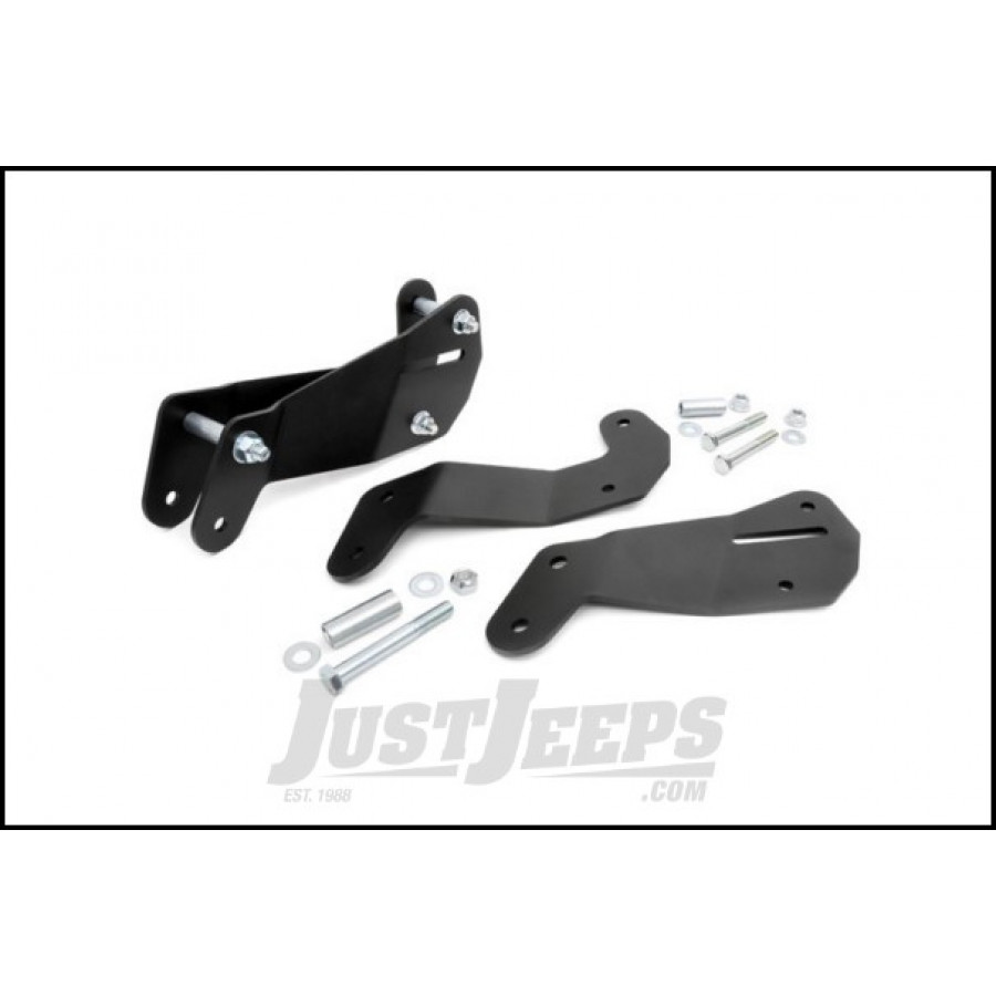 Just Jeeps Buy Rough Country Front Control Arm Drop