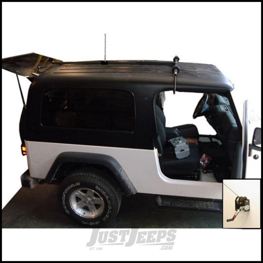 Just Jeeps Buy Lange Originals Hoist