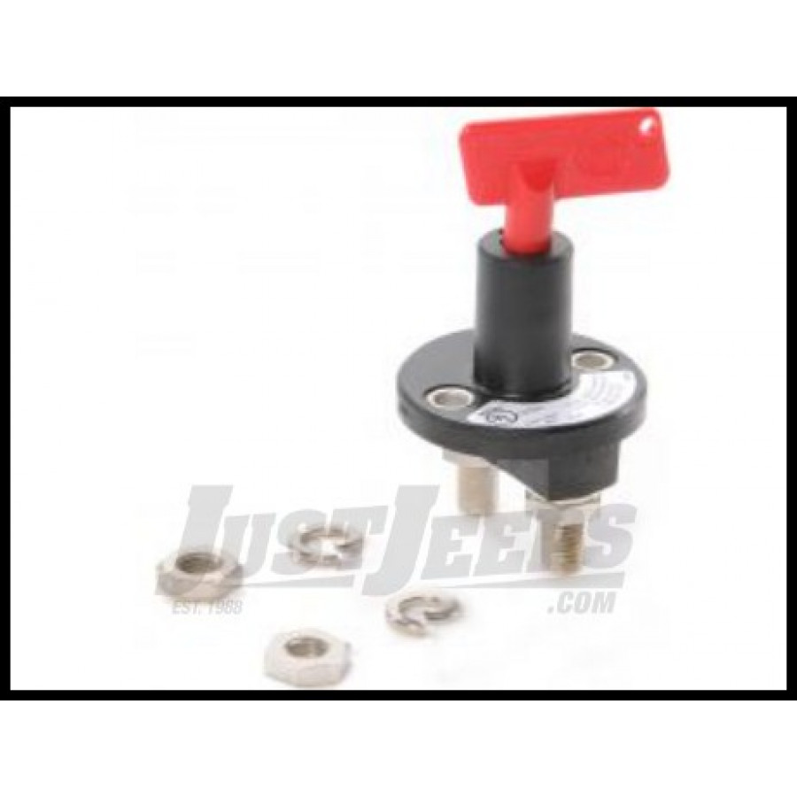 Just Jeeps Buy Hella Battery Master Switch With Key For Ca