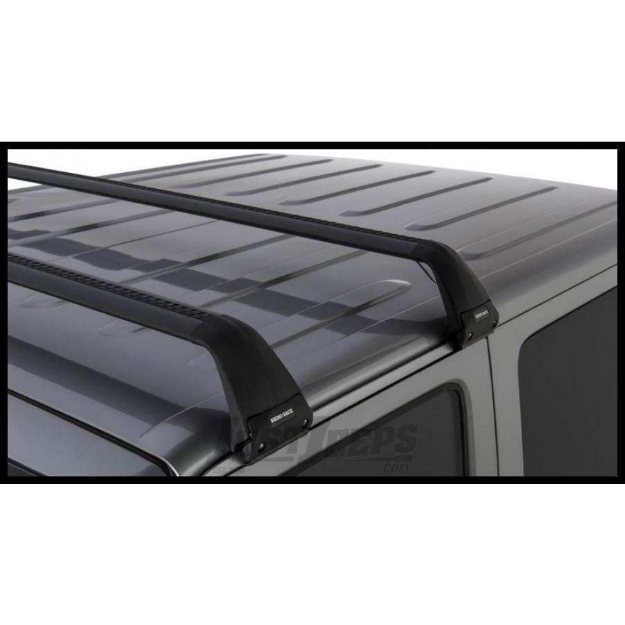 Just Jeeps Buy Rhino Rack Roof Rack Kit 2 Vortex Aero
