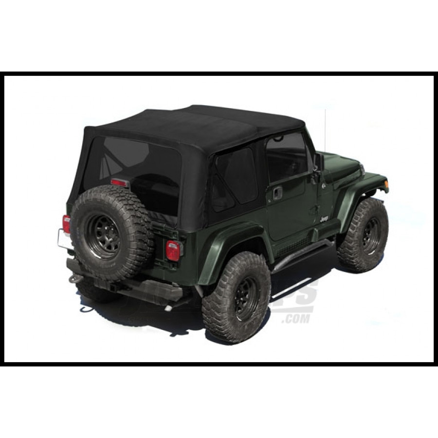 Just Jeeps Buy Rugged Ridge XHD Replacement Soft Top Skin