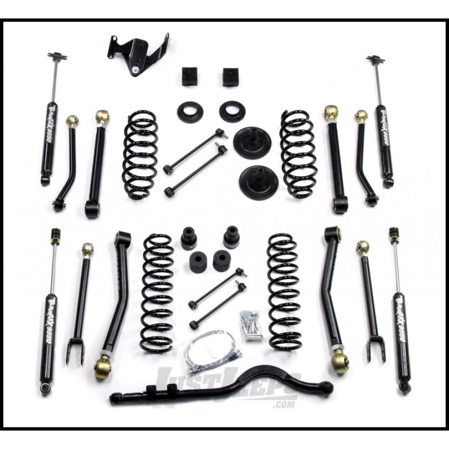 just jeeps buy teraflex 3 u0026quot  suspension system with 8 full