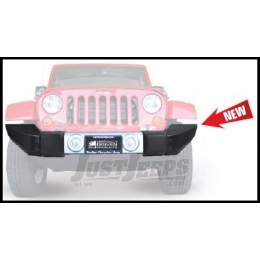 Just Jeeps Buy Vdp Full Width High Clearance End Cap
