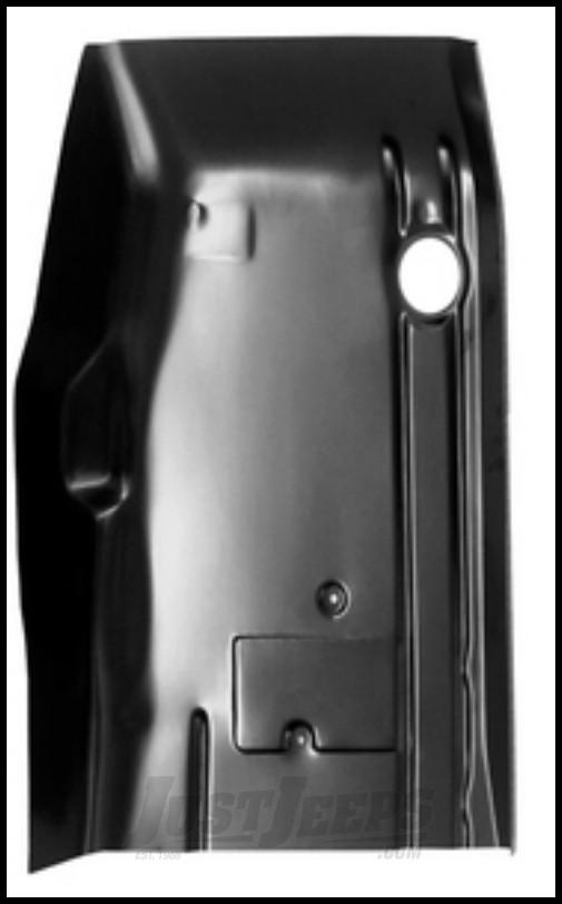 Jeep parts buy keyparts replacement steel floor pan front for 1994 jeep cherokee floor pans