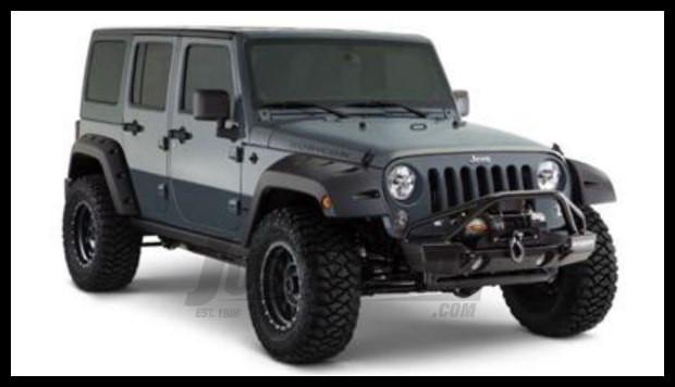 just jeeps buy bushwacker rear pocket style fender flares. Black Bedroom Furniture Sets. Home Design Ideas